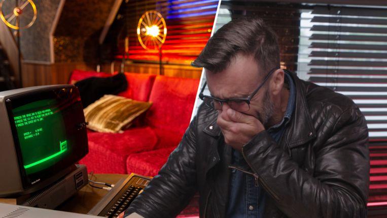 Jan Schepens In Tranen Door Cadeau Van Gert Waar Heb Je