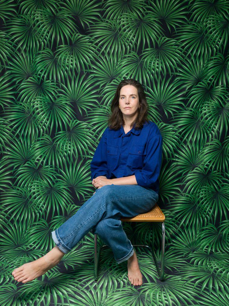 Jente Posthuma: 'Het idee dat je als meisje niet lang of groot mag zijn, is absurd.' Beeld Ivo van der Bent