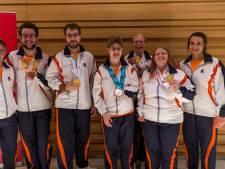 Drie judoka's winnen goud bij Special Olympics in Abu Dhabi