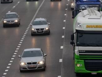 Autobrand op Ring veroorzaakt lichte hinder