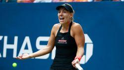Wimbledon-winnares Kerber moet op US Open valiezen pakken na verlies tegen Cibulkova