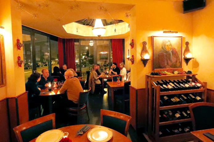 Turks restaurant Ege,
