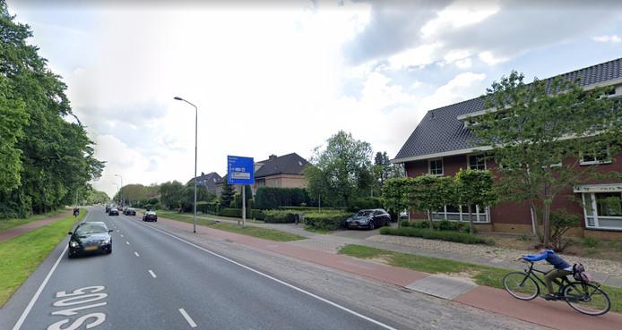 De Sint Annastraat in Nijmegen.