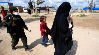 België wil kinderen van IS-strijders de komende dagen of weken terughalen