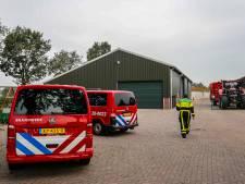 Giftig gas vrij uit ingekuilde mais in Rijen