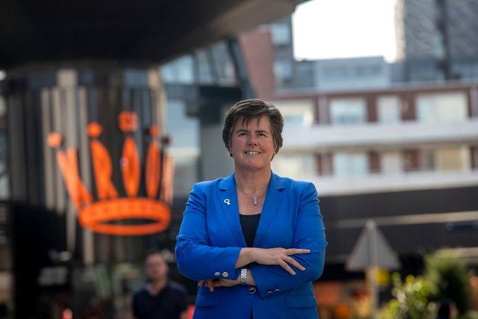 Ina Adema vertrok in september als burgemeester van Lelystad.