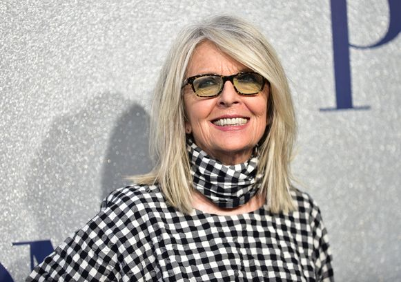 Diane Keaton is sinds deze week te zien in 'Poms', over een groep vrouwen die nog één keer willen schitteren als chearleader.