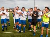 Cluzona in polonaise ondanks uitschakeling: voorronde KNVB-beker als heerlijke amuse