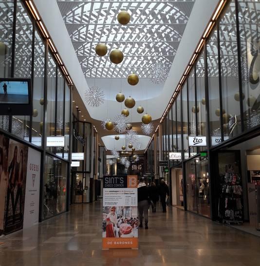 Winkelcentrum Barones in Breda