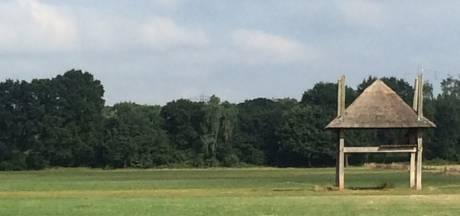 'Verdwaalde hooiberg' Uden verhuist naar plek bij boerderijwinkel
