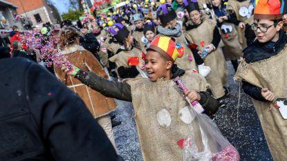 1.300 kinderen vieren carnaval