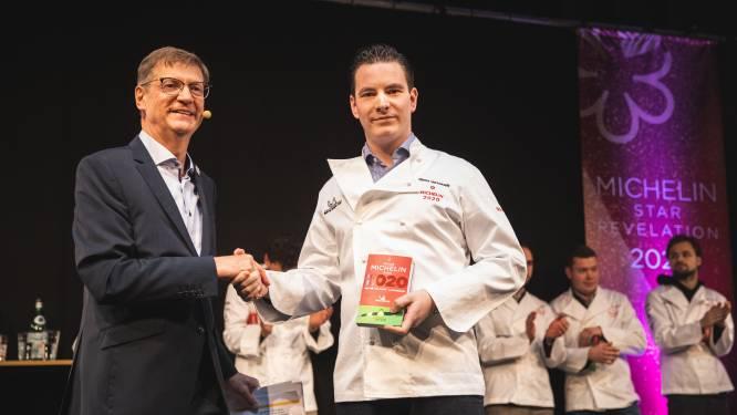 Drie sterrenrestaurants in Pajottenland behouden hun Michelinster