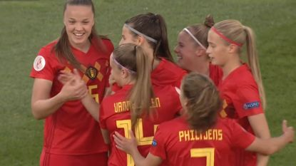 Bleke Red Flames trotseren stugge Roemenen en starten met 6 op 6 aan EK-kwali's