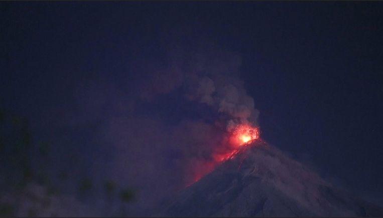 Fuego Vulkaan - Guatemala