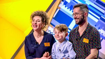 Marcel (7) verschijnt woensdag in VTM-programma 'Dat Belooft Voor Later'