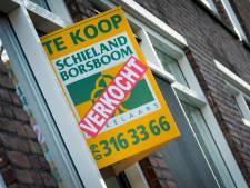 Huizen boven de vraagprijs verkocht? Niet in West-Brabant