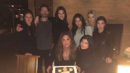 Caitlyn Jenner viert 70e verjaardag met familie
