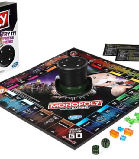 """""""Vous êtes ruiné!"""": le Monopoly parlant va bientôt débarquer"""