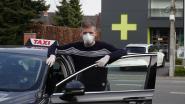 """Vlaamse Taxi Centrale hielp 1.800 klanten tijdens lockdown: """"We raden aan om mondmasker te dragen"""""""