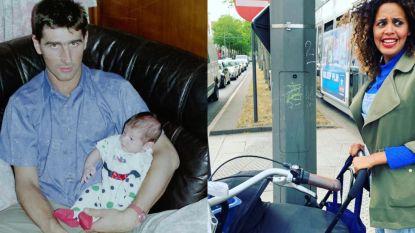 SHOWBITS. Tatyana Beloy verkent Antwerpen met pasgeboren zoon en welke voetballer lijkt zo goed op z'n papa?