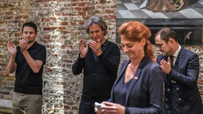 Ruth Vandenberghe wordt waarnemend burgemeester van Kortrijk