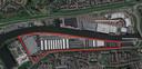Er staan opslagloodsen in het beoogde woningbouwgebied tussen de Arkelsedijk en de Linge. Gorinchem woningbouw bouwen Deli Home Arkelsedijk