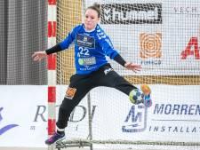 Handbalsters Dalfsen winnen ondanks aanvallende onmacht