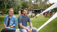 Extra zomersfeer in stadspark: kasteel Walburg pakt uit met zomerterras Mel's Bar