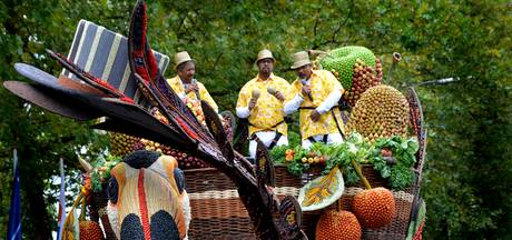 Swingende toekan uit Neerijnen wint publieksprijs Fruitcorso