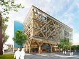 Nieuwbouw van Koning Willem I College start in januari: 'Uniek gebouw in Nederland'