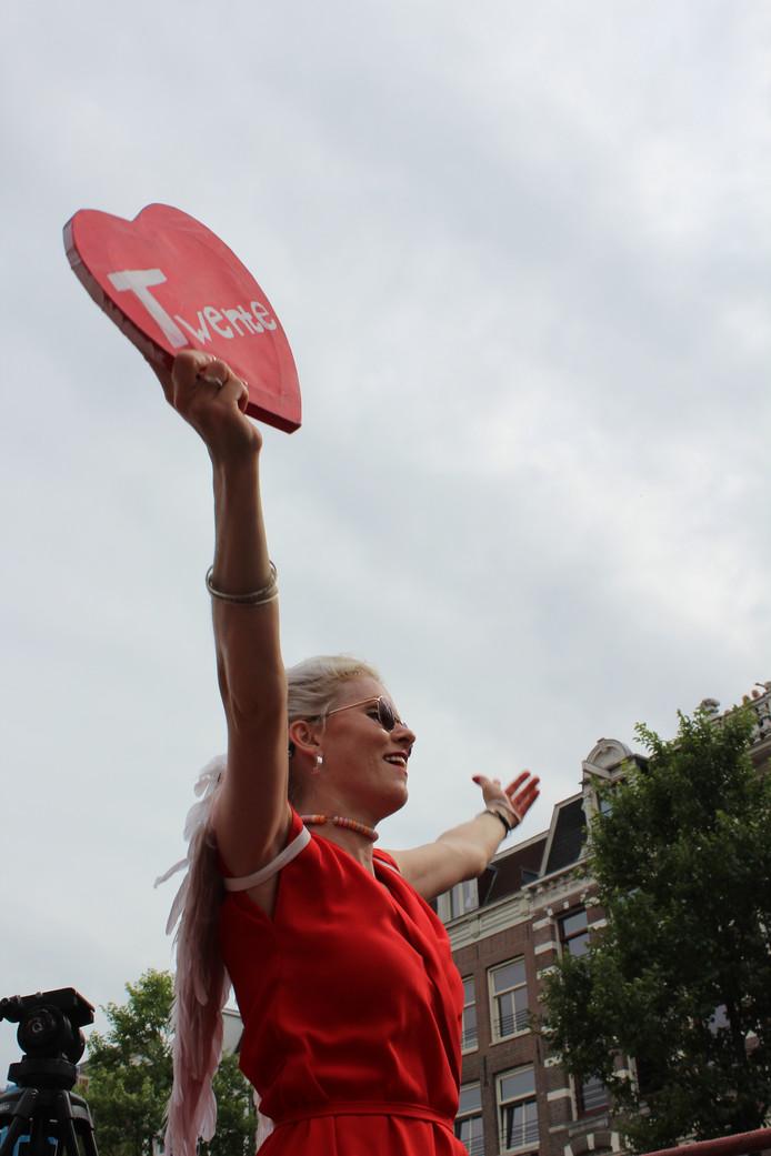 Sophie Koop: Twente!