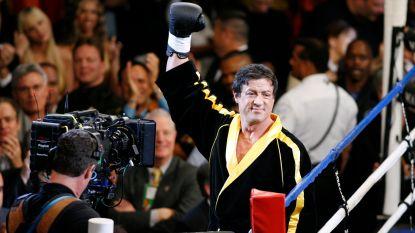 Sylvester Stallone hoopt op zevende 'Rocky'-film