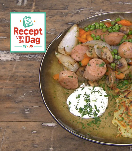 Recept van de dag: Der Duitse wok