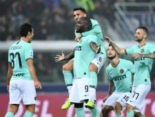 Lukaku held van Inter: twee treffers in slotfase tegen Bologna