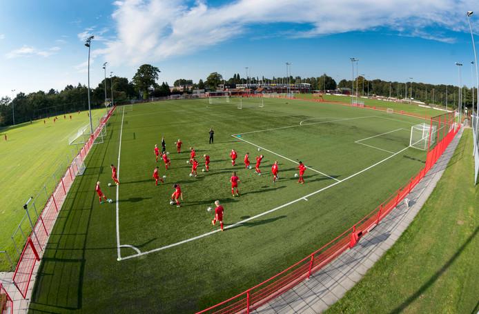 training jeugd FC Twente
