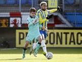 Willem II-speler Mats Köhlert: 'Het was een vechtwedstrijd'