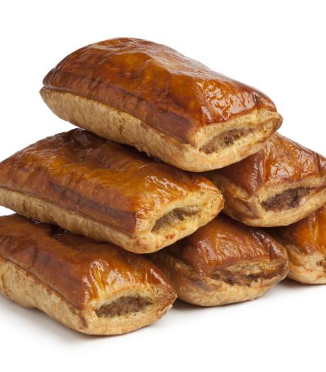 Veiligheidswaarschuwing voor g'woon saucijzenbroodjes
