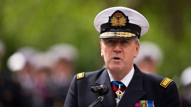 Franstalige Oostendenaar Michel Hofman (59) moet leegloop in leger stoppen