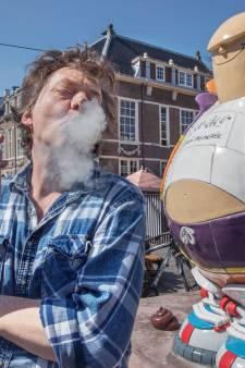 Haags blowverbod blijft, maar alleen 'lastige roker' wordt aangepakt