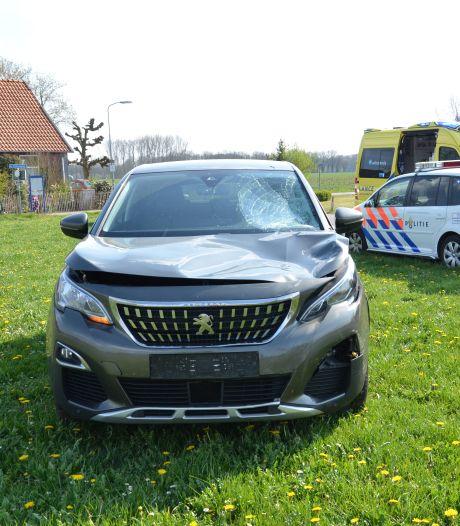 Dode bij ongeluk tussen fietser en auto in Vorden
