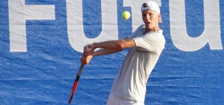 Salland-tennisser Brouwer vervolgt zegereeks in VS