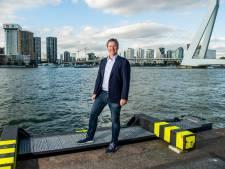 Rotterdammer Danny de Vries: 'Oudewater zocht eigentijdse burgemeester, die hebben ze in mij gevonden'