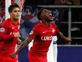Promes schittert bij Spartak Moskou, monsterzege Liverpool