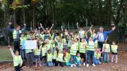 Basisschool Erasmus krijgt centjes voor inzet tegen zwerfvuil