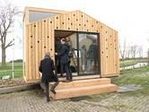 Eerste 'natte teeltenhuisje' van Nederland staat in Zegveld