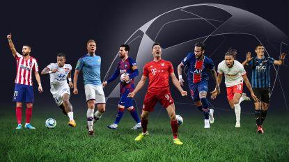"""Morgen start 'Final 8' van de Champions League, Aad de Mos wikt en weegt acht kanshebbers: """"Defensie van Man City is gewoon te zwak"""""""