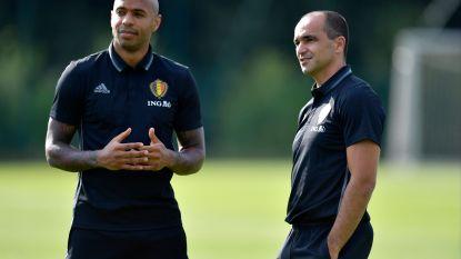 """""""Op het moment dat Martínez is aangesteld, was er geen sprake van Thierry Henry"""""""