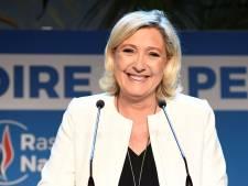 Marine Le Pen arrive en tête en France, les écologistes en troisième place