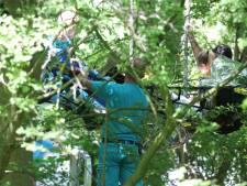 Man raakt gewond in survivaltocht door campus TU Delft