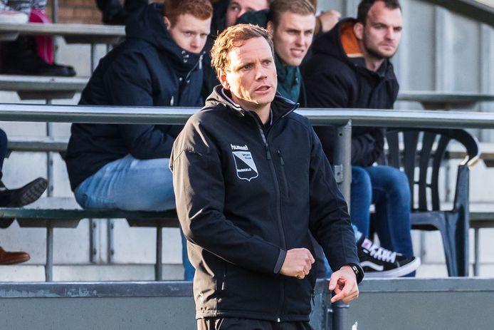 Rutger Kats blijft bij Sportclub Markelo.